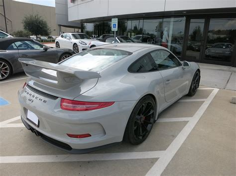 fashion grey porsche gt3 my fashion grey 991 gt3 6speedonline porsche forum and