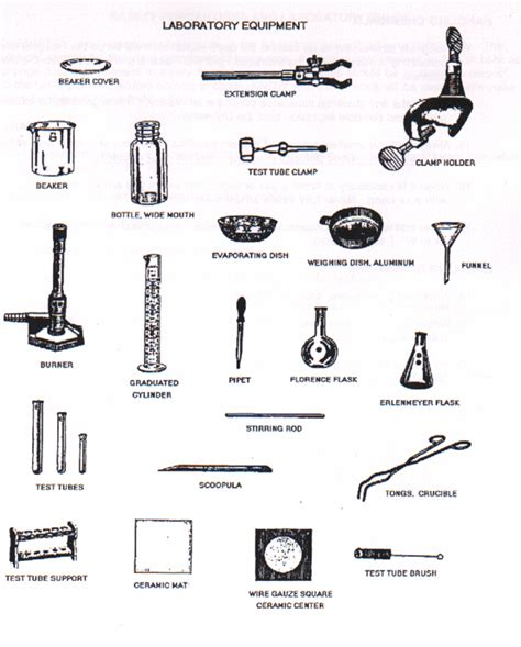 Uses Of L In Laboratory Apparatus by Mrsbs8thgrscience Lab Equipment