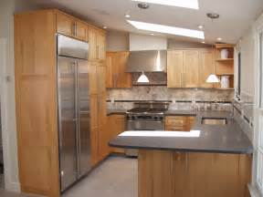 unfinished birch kitchen cabinets choose the birch