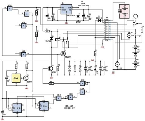 solar panel circuit diagram solar free engine image for