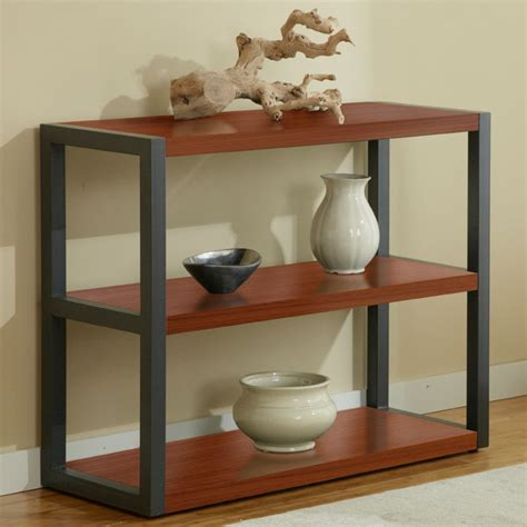 low profile bookcase in bookcases