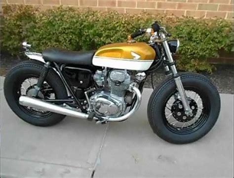 Honda Motorrad 1970 by 1970 Honda Cb350 Motorradumbau Cafe Racer Bobber Brat
