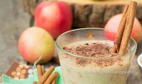 Apple Cinnamon Detox Smoothie by 15 Apple Cider Vinegar Detox Recipes For Amazing Health