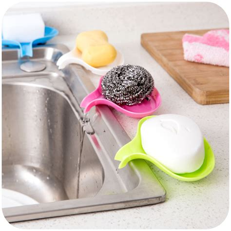 bathroom accessories soap holder aliexpress com buy soap dish holder kitchen bathroom accessories storage box tray