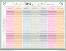 weekly agenda templates daily schedule template jpg