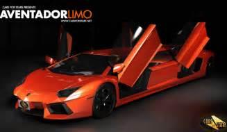 Lamborghini Limousine For Sale Lamborghini Aventador Lp700 4 Limo By Cars For