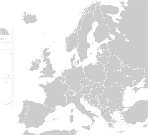 blank maps of europe file europe blank map png wikimedia commons