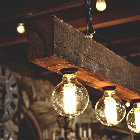 diy rustic ceiling light fixtures reclaimed wood beams best diy diy wood beams and bulbs
