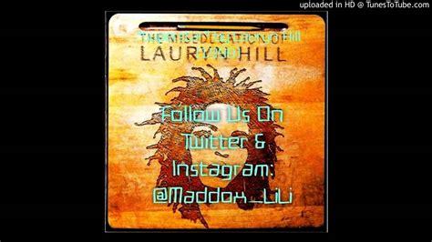 lauryn hill superstar lauryn hill superstar 1998 youtube