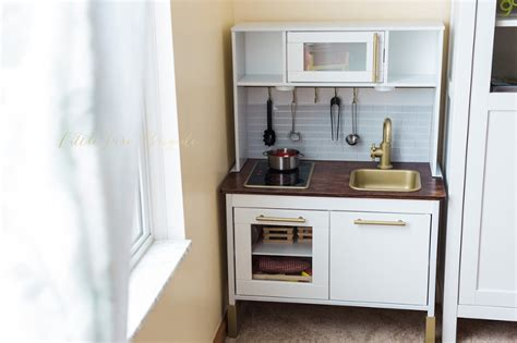 ikea kitchen makeover duktig ikea play kitchen makeover diy project 187