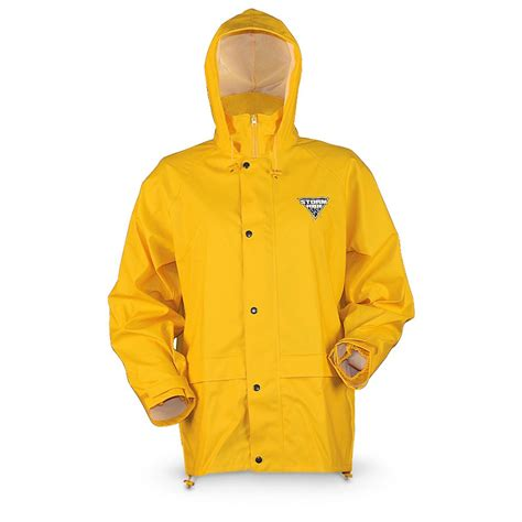 Rains Waterproof Jacket s waterproof stormhide pour jacket from