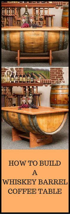 1000 Images About Ideas Diy On Pinterest Famous How To Make A Wine Barrel Coffee Table