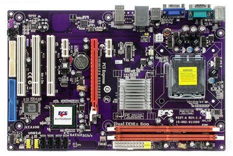 Mainboard Motherboard G31 Ddr2 All Merk ecs p33t a motherboard intel g31 chipset socket lga 775 ddr2 vga ebay