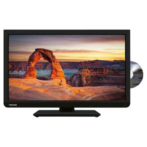 Tv Toshiba 22 Inch buy toshiba 22d1333b 22 inch hd 1080p led tv dvd combi with freeview from our led tvs