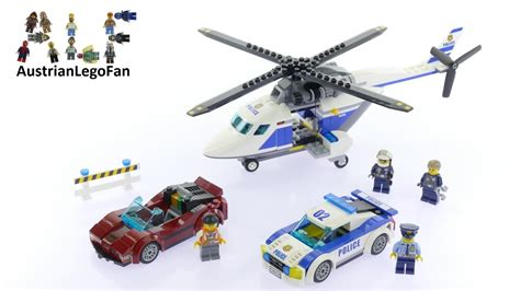 Lego City 60138 High Speed Ori lego city 60138 high speed lego speed build review