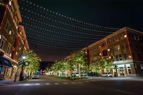 photos frisco square previews christmas in the square