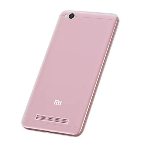 Softcase Glossy Xiaomi Redmi 4a Softcase Soft Softcase soft back cover for xiaomi redmi 4a transparent