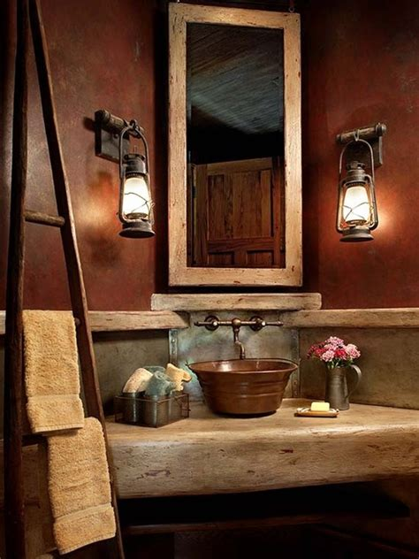 rustic bathroom colors bathrooms wrapped in warm colors remodeling contractor