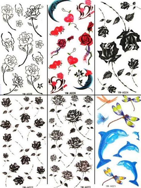 henna tattoo designs on paper temporary tattoos design paper inofashionstyle