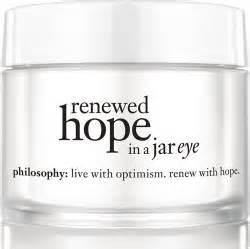 Philosophy In A Jar Review by Philosophy Renewed In A Jar Eye Reviews Beautyheaven