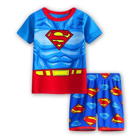 Piyama Boy Superman superman pyjamas achetez des lots 224 petit prix superman