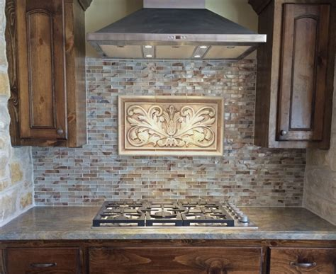 decorative tile inserts kitchen backsplash installations andersen ceramics