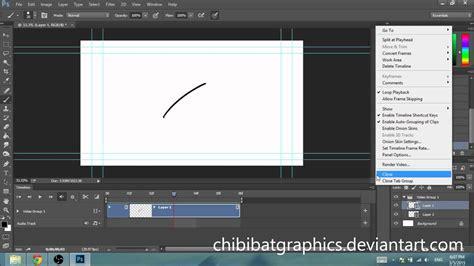 tutorial photoshop animation quickstart photoshop animation tutorial video timeline