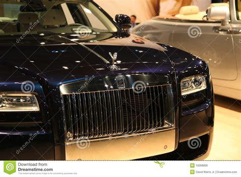 carro de rolls royce mostra internacional de ny na auto