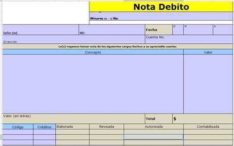 argentina que es una nota credito y debito bancaria liceo quimbaya grado 8 mayo 2014