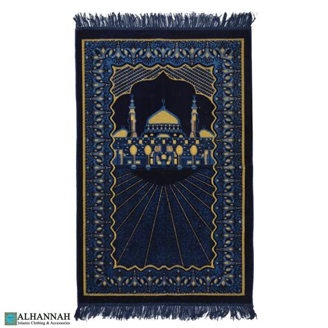 Islamic Prayer Rug by Turkish Prayer Rug Prophet S Mosque Motif Ii1105