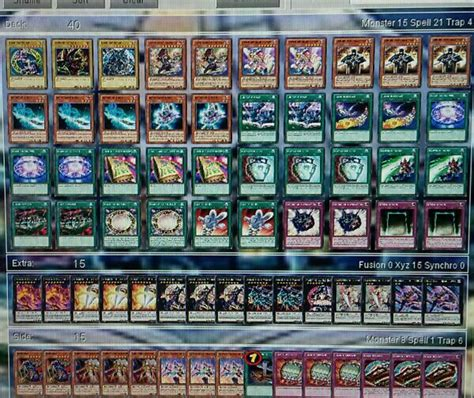 best yugioh deck builds my magician deck build ygo amino
