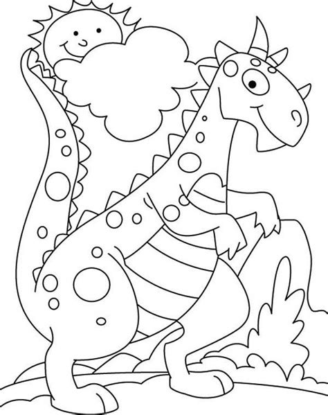 coloring pages cute dinosaurs cute dinosaur coloring pages coloring home