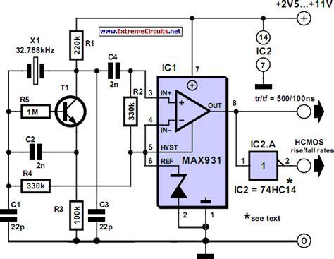 integrated circuit oscillator audio oscillator integrated circuit 28 images simple square wave generator using transistors
