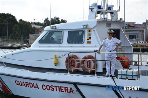 capitaneria di porto di brindisi nuovo vice comandante in capitaneria