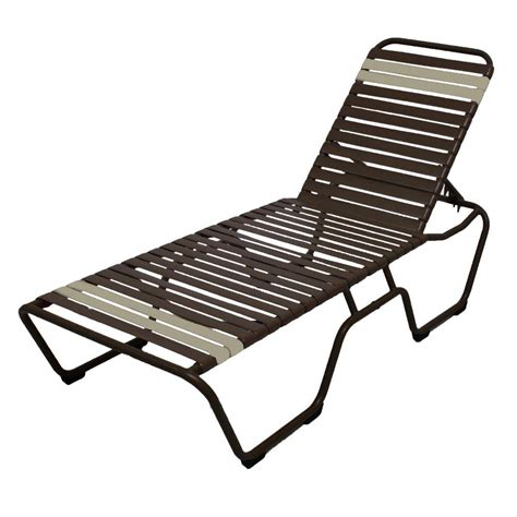 the chaise lounge hton bay mix and match sling outdoor chaise lounge