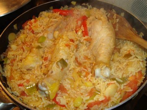 arroz cocinar arroz con pollo busco recetas