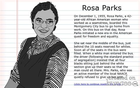 rosa parks biography for students 42 best images about rosa parks on pinterest rosa parks
