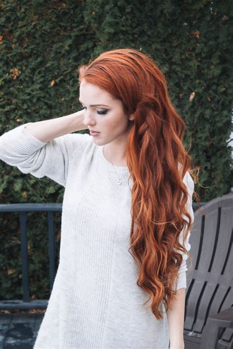 25 best ideas about long red hair on pinterest pretty
