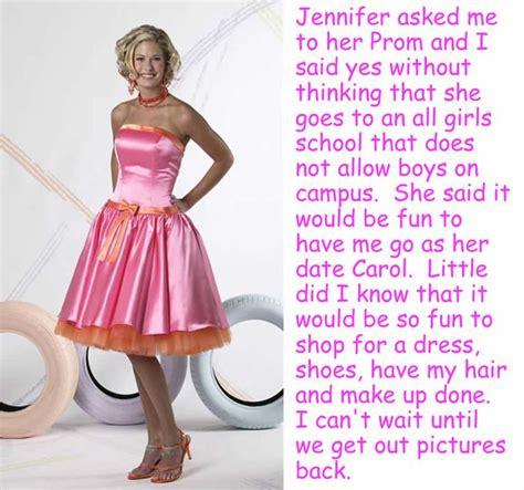 forced crossdressing for prom captions 110 best images about tg captions prom on pinterest