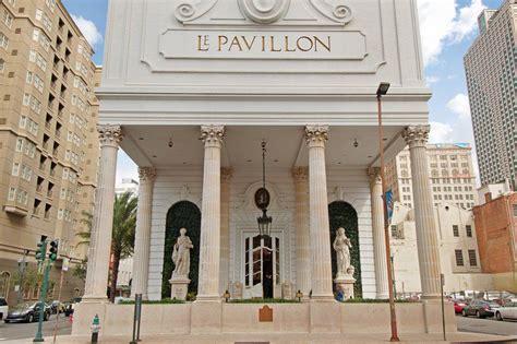 la pavillon le pavillon hotel new orleans new orleans la united