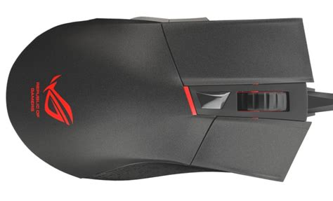 Mouse Asus Gladius Asus Rog Gladius Gaming Mouse And Gk2000 Gaming Keyboard Unveiled