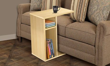 Cheap Sofa Tables With Storage by Sofa Table With Side Storage Slot For Aed 249