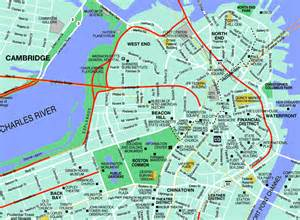 Boston Freedom Trail Map by Boston Freedom Trail Paradise For History Lovers Foodies