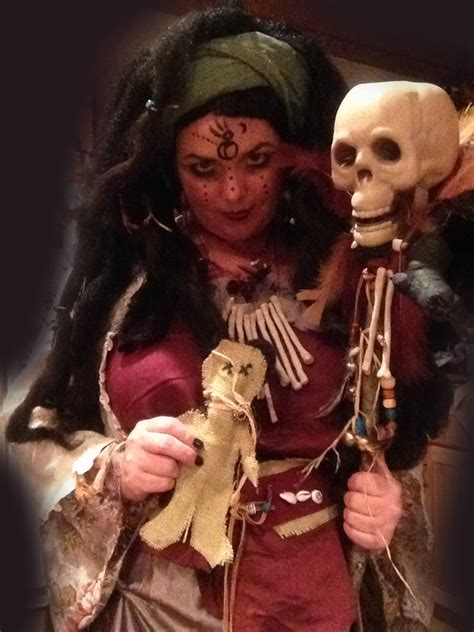i found a voodoo doll in my house voodoo queen halloween makeup images