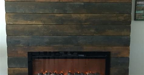 Tongue And Groove Fireplace by Reclaimed Wood Look For Fireplace Used New Tongue And
