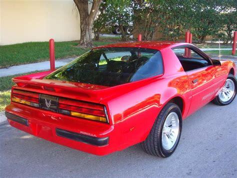 1989 Pontiac Firebird by 1989 Pontiac Firebird Formula 2 Door Coupe 102035
