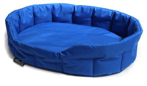 blue dog bed xl dog bed basket dog bean bag beds browse by design