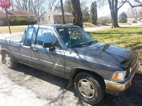 1992 Toyota Tacoma Sell Used 1992 Toyota Tacoma Truck Extended Cab