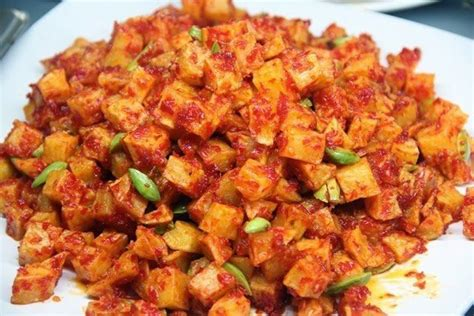 Kentang Sambal Balado Angsa cara membuat kentang balado culinary