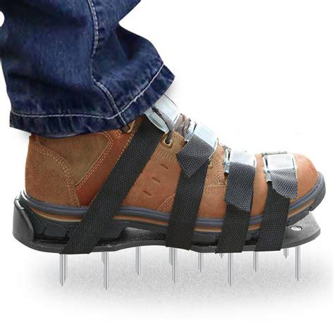 heavy duty slippers premium not plastic heavy duty lawn aerator